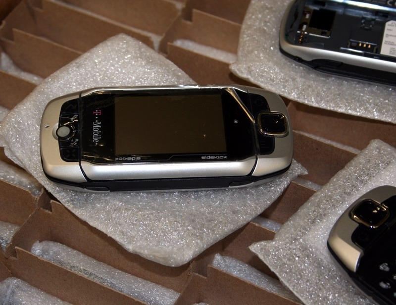 Lot 50 T Mobile Sidekick 3 PV200 Danger GSM Cell Phone   eBay