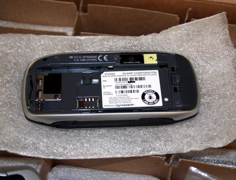 Lot 50 T Mobile Sidekick 3 PV200 Danger GSM Cell Phone | eBay